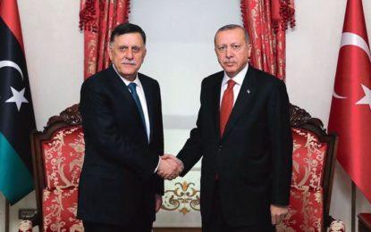 Le Parlement turc entérine l'accord militaire et sécuritaire avec la Libye