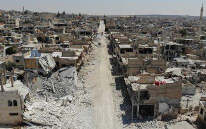 Syrie : reprise des combats dans la région d'Idleb