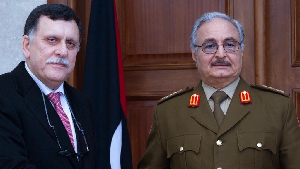 A Moscou, le maréchal Haftar hésite à signer un accord de cessez-le-feu illimité en Libye
