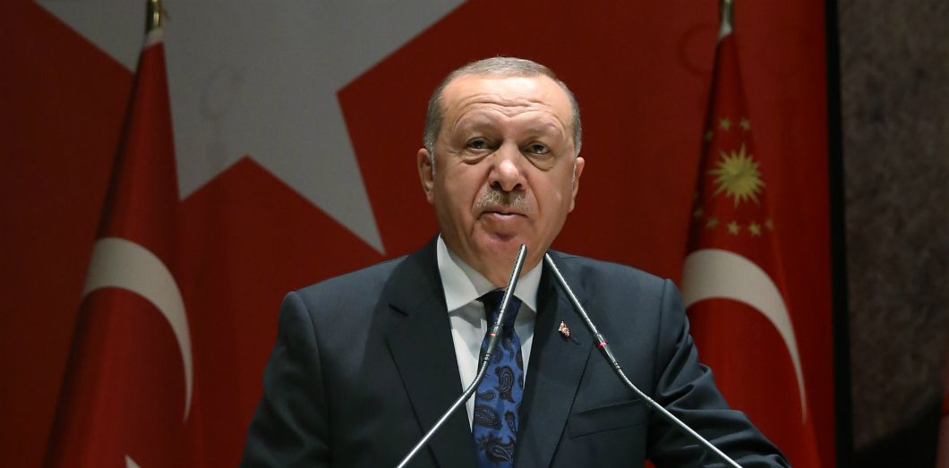 Recep Tayyip Erdogan annonce le début du déploiement de militaires turcs en Libye