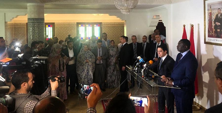 Le Maroc rejette toute intervention étrangère en Libye