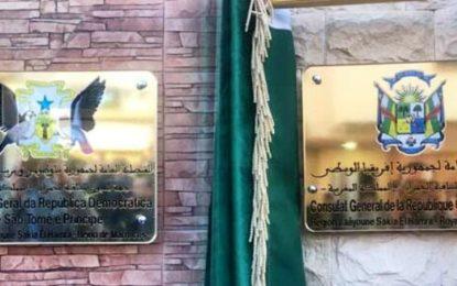 Sahara-Diplomatie: Les RCA et Sao Tomé-et-Principe ouvrent des consulats généraux à Laâyoune