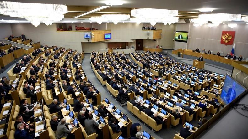 Les députés russes approuvent la réforme constitutionnelle voulue par Vladimir Poutine