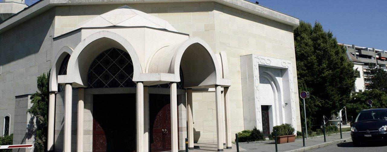 L'Arabie saoudite abandonne la mosquée de Genève