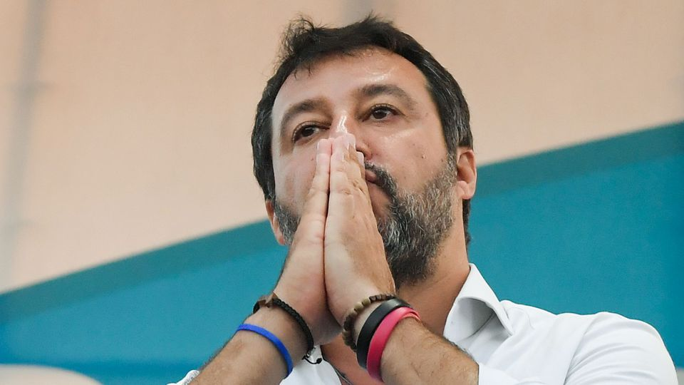 Italie : Salvini battu à l'élection régionale en Emilie-Romagne