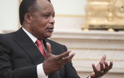 Libye: Le Président Sassou-Nguesso regrette que le Maroc n'ait pas été invité à Berlin