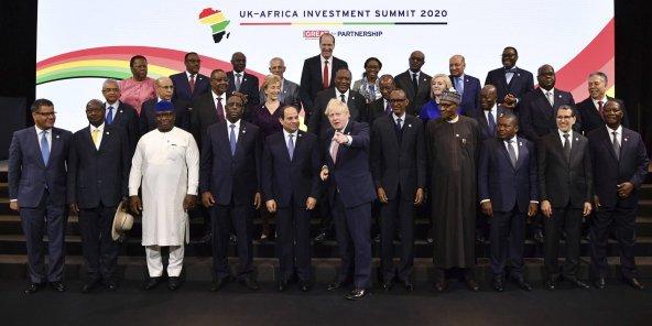 A l'approche du Brexit, Londres tend la main aux pays africains