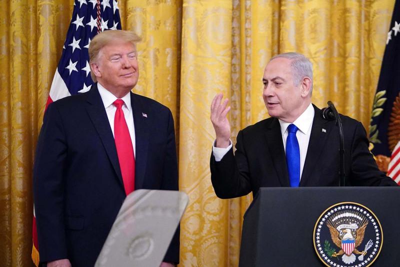 Proche-Orient : Le plan de paix de Donald Trump rejeté en bloc par les Palestiniens