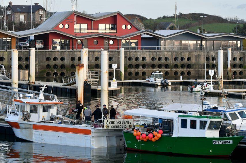 Les bateaux français continueront à pêcher dans les eaux britanniques