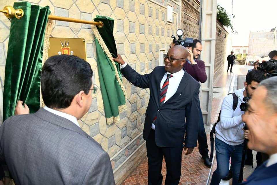 Le Burundi inaugure un consulat général à Laâyoune