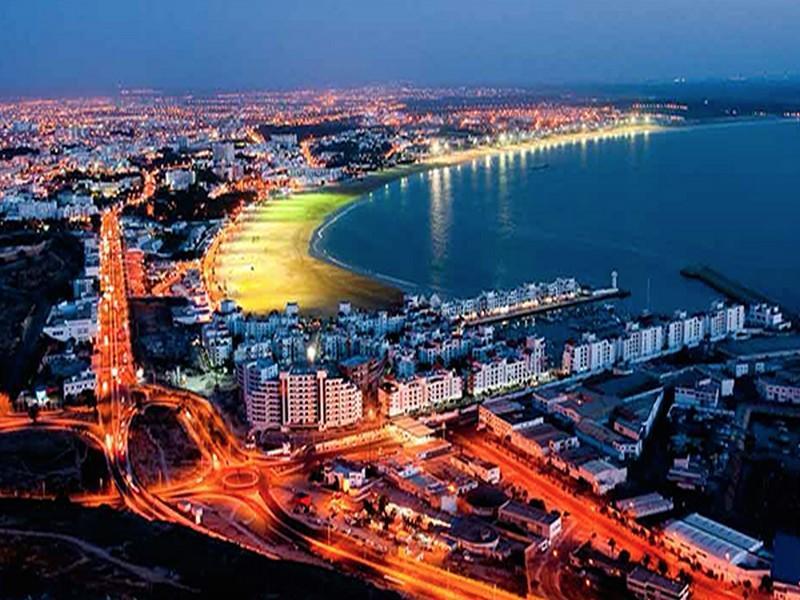 Maroc: Le Roi lance à Agadir un programme de développement urbain de 6 MMDH