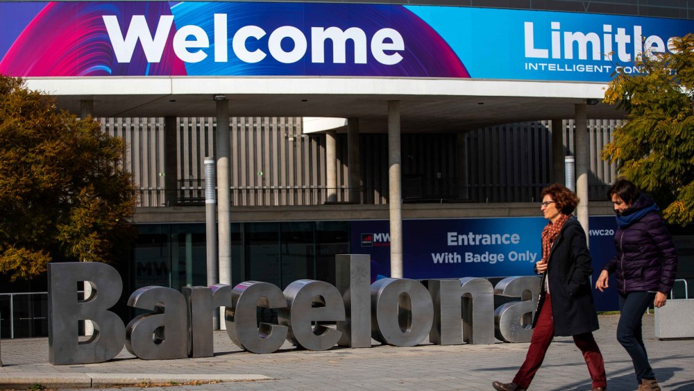 Espagne : Annulation du grand salon MWC de Barcelone à cause du coronavirus