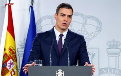 Europe-Coronavirus : Suspension en Espagne des activités non-essentielles