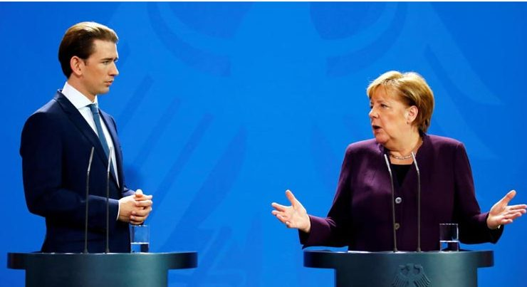 Opération Sophia : L'Allemagne et l'Autriche pas sur la même longueur d'onde