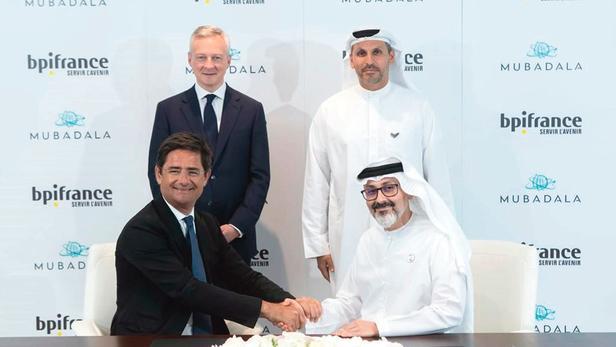 Contribution des Emirats arabes unis au soutien des grandes entreprises françaises