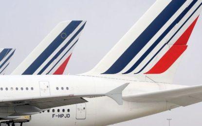 Air France prévoit la suppression de 1.500 postes