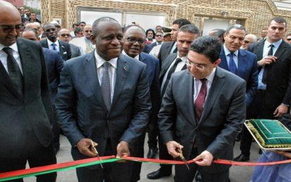Inauguration officielle du consulat général de la Côte d'Ivoire à Laâyoune