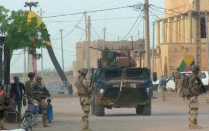Redéploiement de l'armée malienne à Kidal