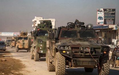 Turquie: répercussions des bombardements des forces du régime syrien contre la province d'Idlib