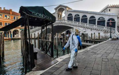 Premiers signes de ralentissement de l'épidémie de coronavirus en Italie