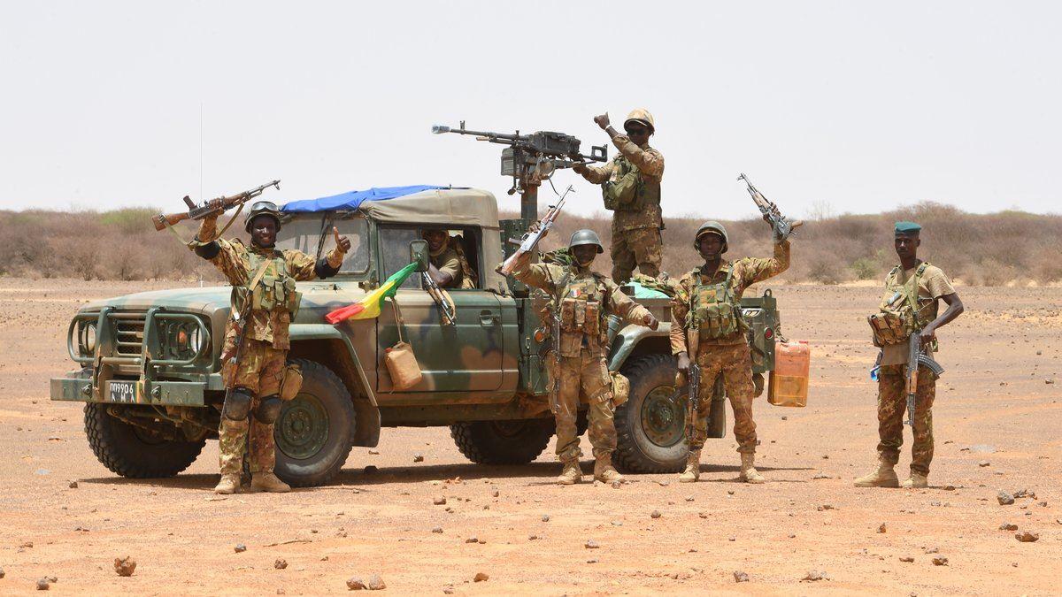Mali : une trentaine de soldats tués dans une attaque djihadiste dans le nord du pays