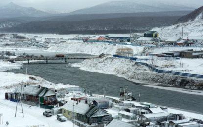 Russie : Un séisme de forte intensité au large des îles Kouriles