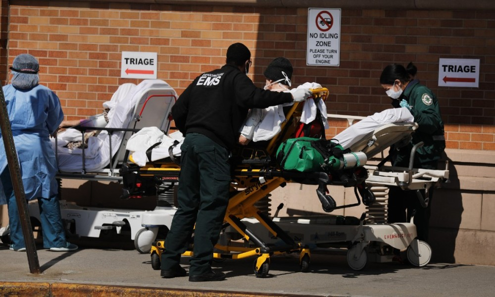 Rebond des décès liés au Covid-19 aux Etats-Unis