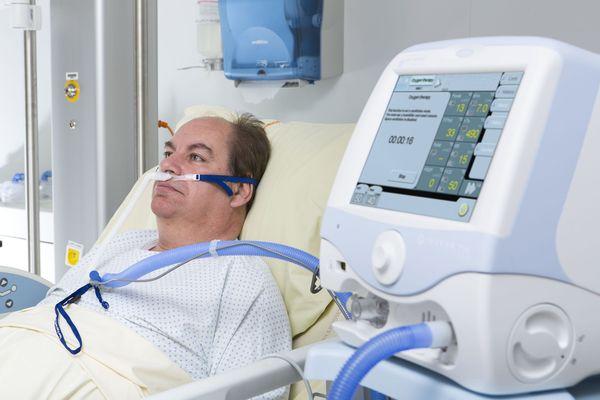 France-Coronavirus : Mis en place d'un consortium pour la production de 10.000 respirateurs