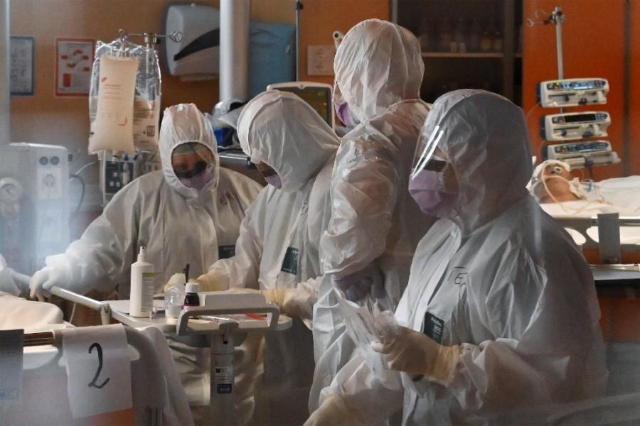 Coronavirus : L'Italie enregistre son bilan le plus bas depuis le début du confinement