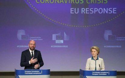 L'Union européenne sanctionne la Biélorussie et menace la Turquie