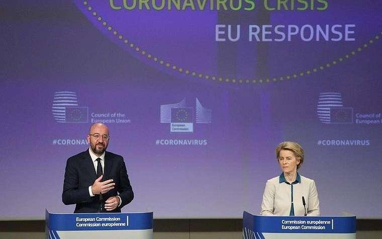 Coronavirus : La Commission européenne préparer un plan de sortie de la crise économique
