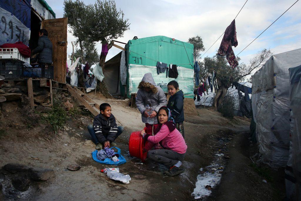 Berlin va accueillir jusqu'à 500 réfugiés mineurs des camps des îles grecques