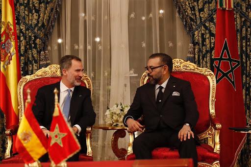 Coronavirus : Entretien téléphonique entre le Roi Mohammed VI et le Roi Felipe VI