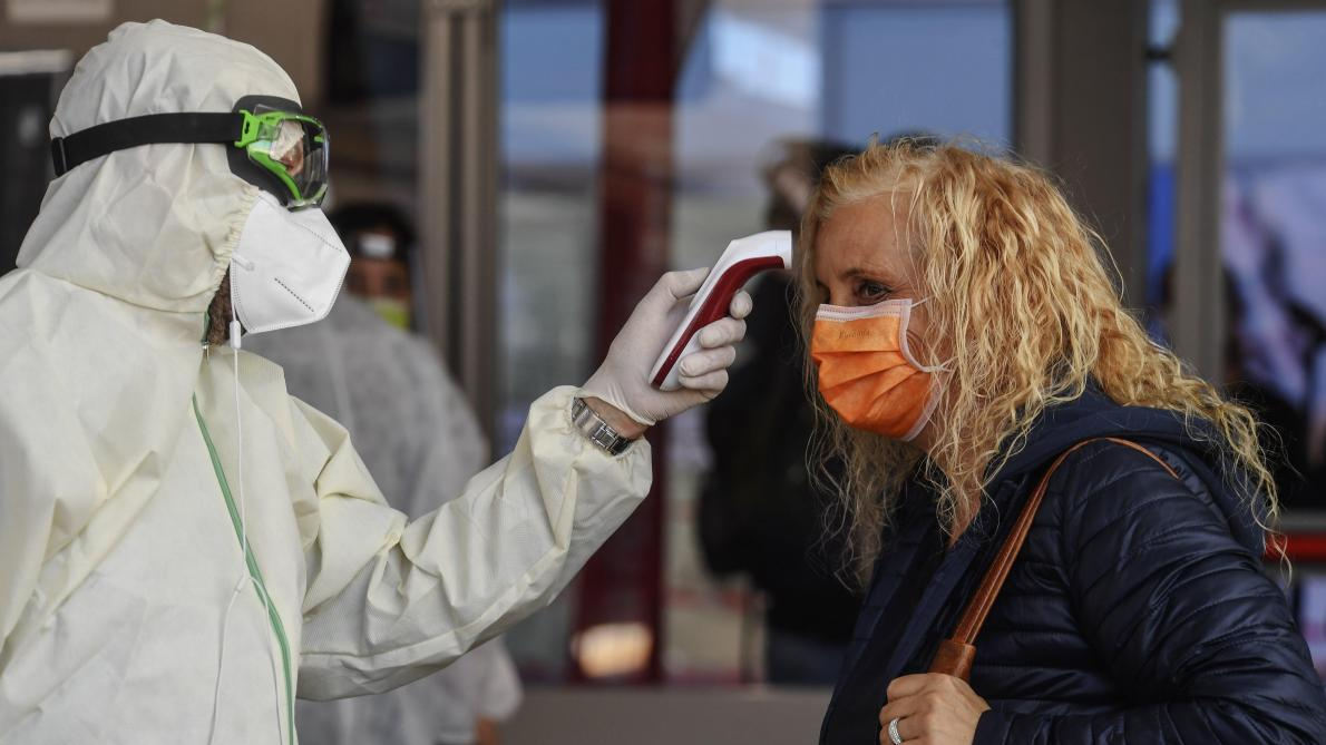 Coronavirus : Vers un assouplissement des contrôles au niveau des frontières de l'Allemagne