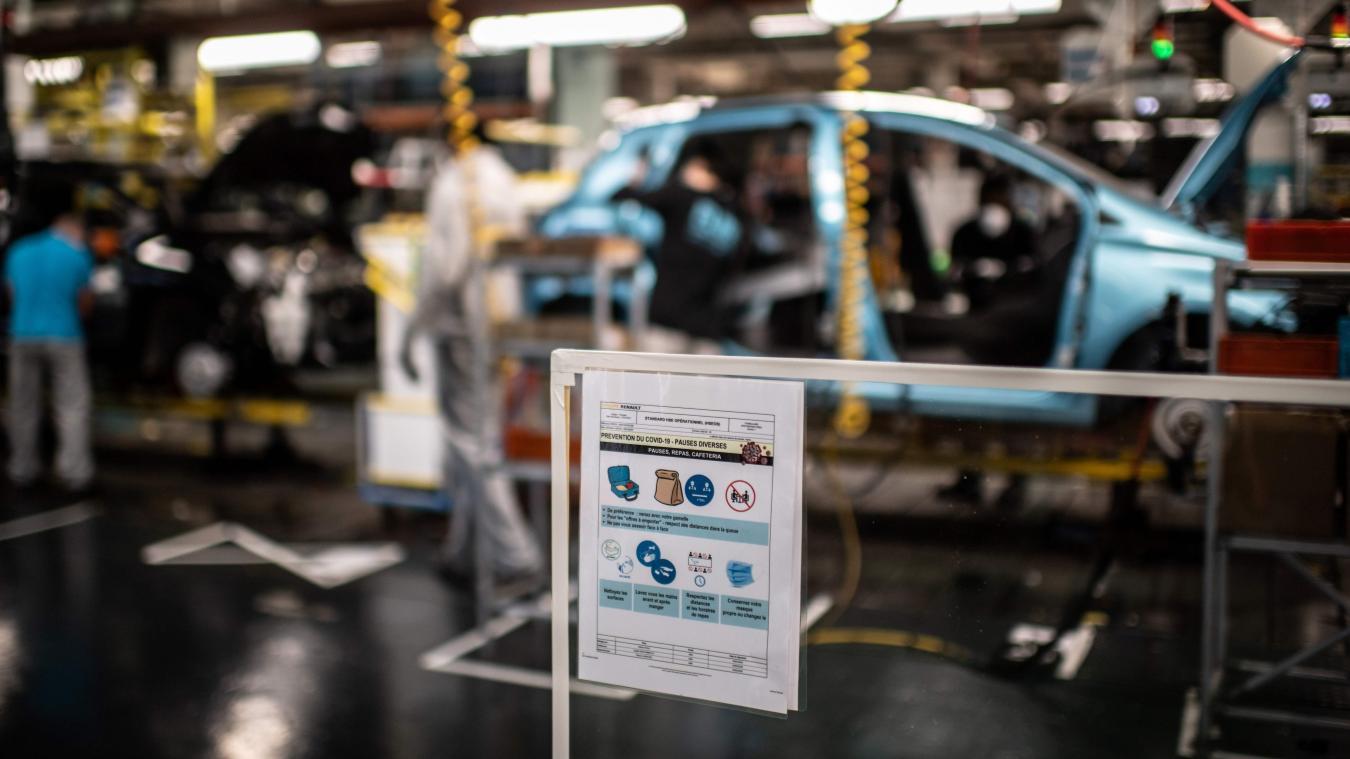 France : Renault envisagerait la fermeture de plusieurs sites
