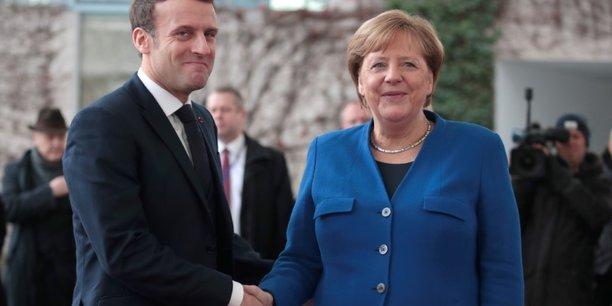 La France et l'Allemagne proposent un plan de relance européen de 500 milliards d'euros