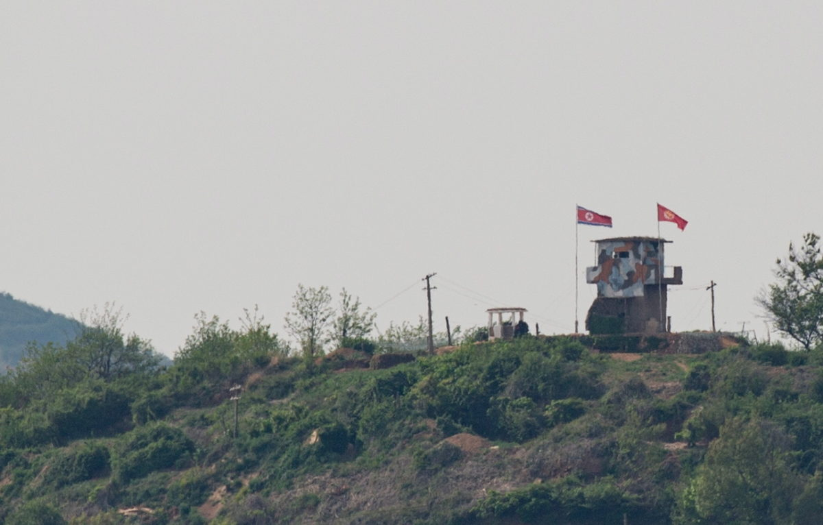 Péninsule coréenne : Echange de tirs entre les deux Corées