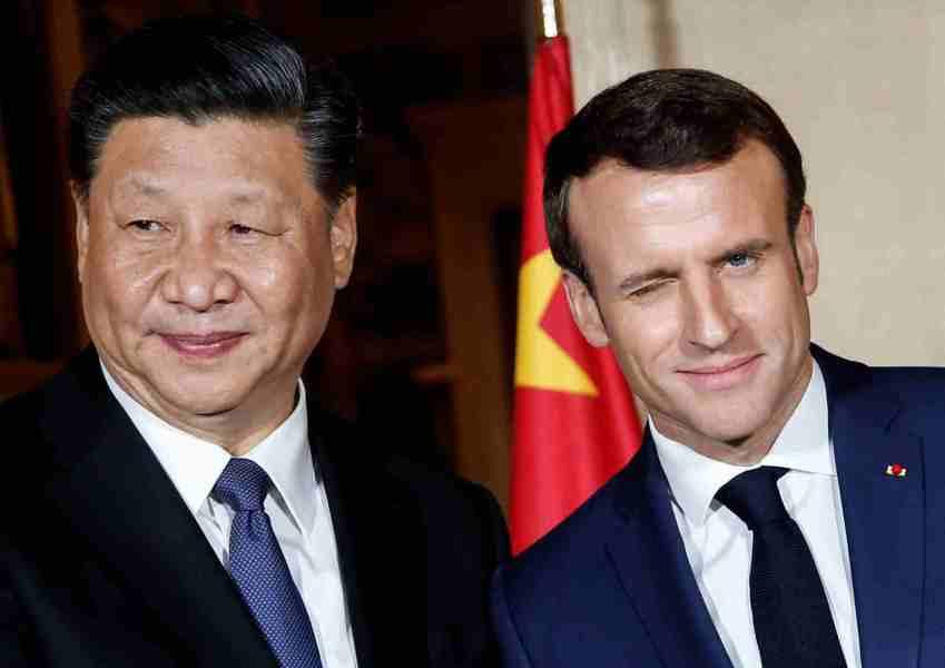 Pékin met en garde la France au sujet d'un contrat d'armement avec Taïwan
