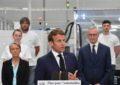 Le président français révèle son plan de soutien au secteur automobile
