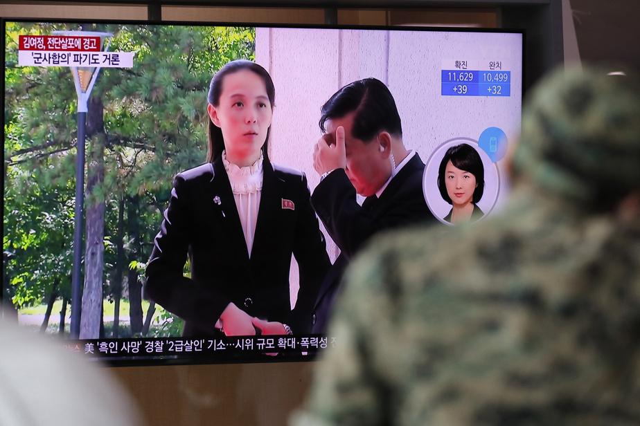 La Corée du Nord menace de rompre son accord militaire avec la Corée du Sud