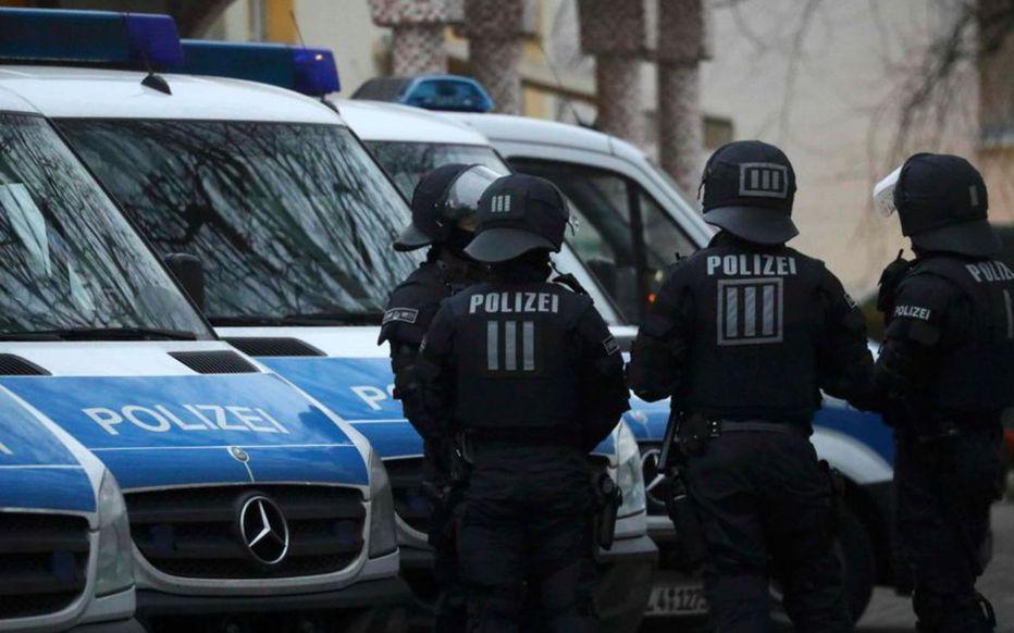 Interdiction d'un groupuscule néonazi en Allemagne