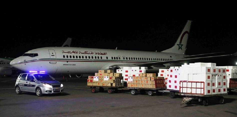COVID-19 : Le Maroc fait don de produits et d'équipement médicaux à des pays africains
