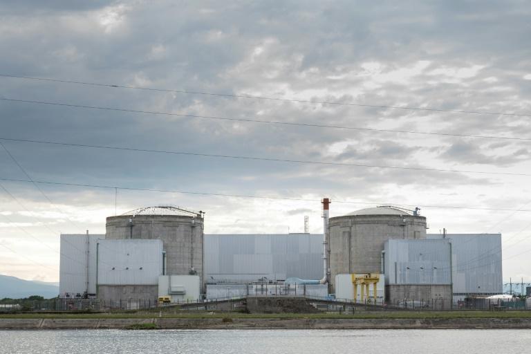 France : La centrale nucléaire de Fessenheim définitivement mise à l'arrêt