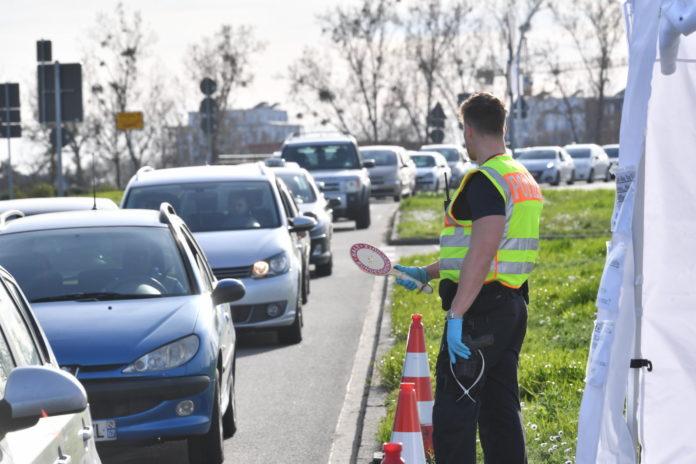 Déconfinement : l'Allemagne lève les contrôles au niveau de ses frontières