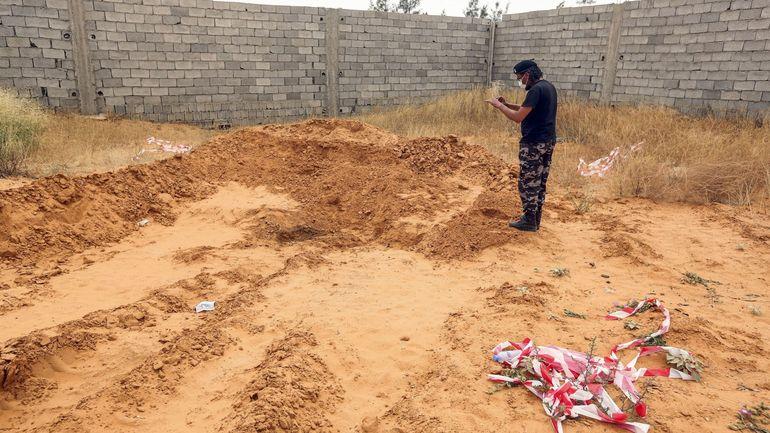 L'ONU demande une enquête sur les charniers découverts à l'ouest de la Libye