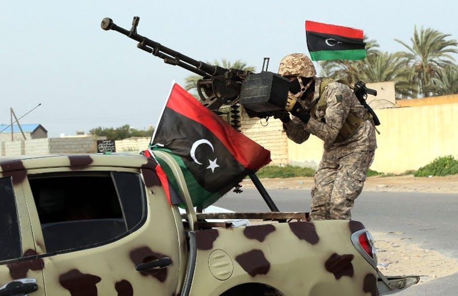Trois pays européens appellent à la fin des ingérences étrangères dans le conflit libyen