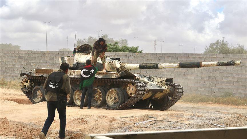 Libye : les forces pro-GNA reprennent l'aéroport international de Tripoli