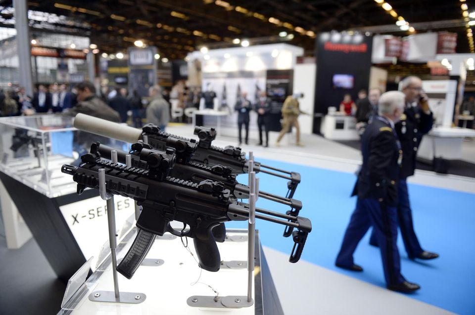 Les ventes d'armes françaises se réorientent vers les marchés européens