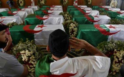 L'Etat algérien inhume ses martyrs anticoloniaux