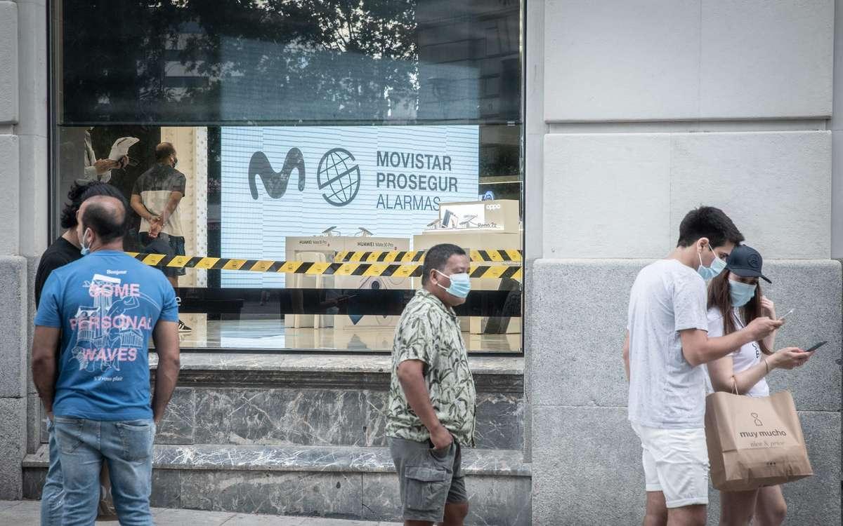 Déconfinement : l'Espagne fait machine arrière dans plusieurs régions du pays